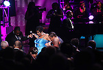 Aretha Franklin.onstage during the BET Honors 2012 at the Warner Theatre on January 14, 2012 in Washington, DC.