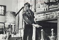 Mineo, Sal, 1939-1976<br /> <br /> Photo : Boris Spremo - Toronto Star archives - AQP