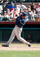 Jose Lobaton  - San Diego Padres - 2009 spring training.Photo by:  Bill Mitchell/Four Seam Images