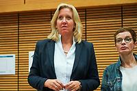 Hessiche Fraktionsvorsitzende Ines Claus (CDU) enttäuscht - Gross-Gerau 26.09.2021: Ergebnisse Bundestagswahl im Kreistag