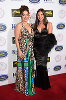 Tonia Buxton and Shelby Tribble<br /> at the Paul Strank Charitable Trust Annual Gala 2018, London<br /> <br /> ©Ash Knotek  D3435  22/09/2018