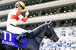 FUCHU,JAPAN-JUN 6: Danon Kingly,ridden by Yuga Kawada, after winning the Yasuda Kinen at Tokyo Racecourse on June 6,2021 in Fuchu,Tokyo,Japan. Kaz Ishida/Eclipse Sportswire/CSM