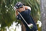 PALM BEACH GARDENS, FL. - Kevin Streelman during Round Three play at the 2009 Honda Classic - PGA National Resort and Spa in Palm Beach Gardens, FL. on March 7, 2009.