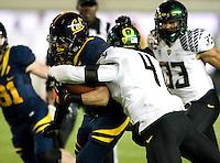 California Football vs Oregon, November 10, 2012