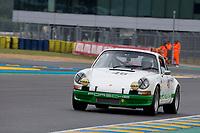 #46 ALICE BOURIEZ / STANISLAS BOURIEZ  -  PORSCHE / 911 2,7L RS / 1973 GT1