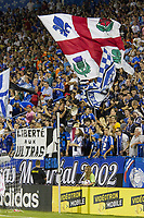 Didier Drogba MLS player with the Montreal Impact in 2015, the first match on August 22<br /> PHOTO :  Agence Quebec presse
