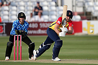 Paul Walter in batting action for Essex during Essex Eagles vs Sussex Sharks, Vitality Blast T20 Cricket at The Cloudfm County Ground on 15th June 2021