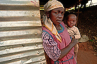 Kigali / Rwanda 2003.<br />