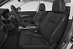 Front seat view of a 2015 Infiniti Q70 Base 5 Door Sedan Front Seat car photos
