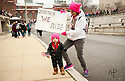 Women's March on Washington D.C., January 21, 2017 in protest of the election of Donald J. Trump. Photo by, Karie Henderson © 2017