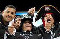SÃO PAULO, SP, 22.08.2019: CORINTHIANS-FLUMINENSE - Corinthians e Fluminense-RJ, o jogo é válido pela partida de ida das quartas de final da Copa Sul-Americana 2019 - Arena Corinthians, nesta quinta (22). (Foto: Maycon Soldan/Código19)