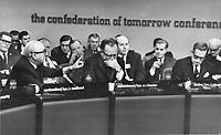 1967 POL - Conf Fed -  Provinces, Ottawa