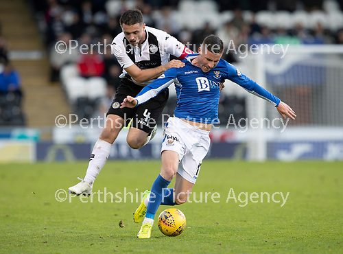 St Mirren v St Johnstone…19.10.19   St Mirren Park   SPFL<br />