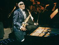 Ray Charles 1995<br /> Photo By John Barrett-PHOTOlink.net / MediaPunch