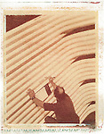 Gum bichromate print. 1990. Kellogg Industries, Wlliamsport, PA.