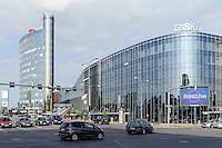 Moderne Architektur in Tartu in Tartu, Estland, Europa