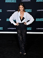 """LOS ANGELES, USA. December 11, 2019: Ashley Greene at the premiere of """"Bombshell"""" at the Regency Village Theatre.<br /> Picture: Paul Smith/Featureflash"""