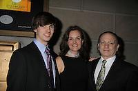 03-17-11 Colin - Justin Deas - son Joe - Arcadia Opening Night - Caulfield & Mills sisters
