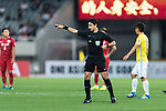 Fifa Referee Mohanad Qasim Eesee Sarray of Iraq during the AFC Champions League 2017 Round of 16 match between Shanghai SIPG FC (CHN) vs Jiangsu FC (CHN) at the Shanghai Stadium on 24 May 2017 in Shanghai, China. Photo by Marcio Rodrigo Machado / Power Sport Images