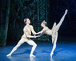 THE NUTCRACKER;<br /> Music by Tchaikovsky;<br /> Choreography by Wayne Eagling;<br /> English National Ballet;Coliseum Theatre, London, UK;<br /> 12 December 2012;<br /> Credit: Patrick Baldwin