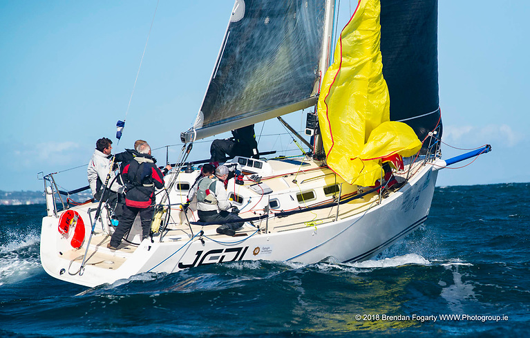 12 J/109s will compete for National Honours at the North SAils sponsored National Championships at the Royal Irish Yacht club