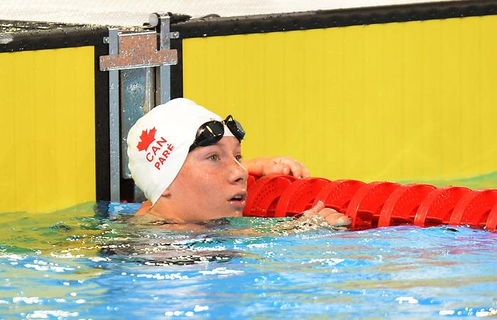 Clemence Pare, Lima 2019 - Para Swimming // Paranatation.<br /> Clemence Pare competes in Para Swimming // Clemence Pare participe en paranatation. 26/08/2019.
