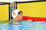 Clemence Pare competes the para swimming at the 2019 ParaPan American Games in Lima, Peru-26aug2019-Photo Scott Grant