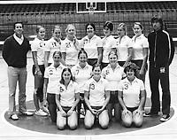 1977: Team Picture.