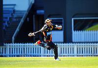 150110 Ford Trophy Cricket - Wellington Firebirds v Otago Volts