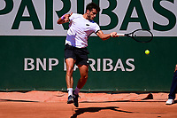 30th May 2021; Roland Garros, Paris, France; French Open Tennis championships, day 1;  Alessandro Gianessi Ita