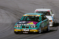 1992 British Touring Car Championship. #4 Steve Soper (GBR). M Team Shell Racing with Listerine. BMW 318is Coupe.