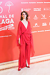Ruth Gabriel attends the photocall of Malaga Film Festival 2020. August 29, 2020. (Alterphotos/Francis González)