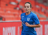 Genk's Silke Sneyers (2) pictured during a female soccer game between Standard Femina de Liege and KRC Genk Ladies  on the third matchday of the 2020 - 2021 season of Belgian Womens Super League , Saturday 3 rd of October 2020  in Liege , Belgium . PHOTO SPORTPIX.BE   SPP   SEVIL OKTEM