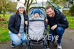 Enjoying a stroll in Killarney National park on Sunday, l to r: Cathy, Finn and Donagh Hennerbery.