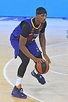 League ACB-ENDESA 2020/2021 - Game: 1.<br /> Barça vs Hereda San Pablo Burgos: 89-86.<br /> Brandon Davies.