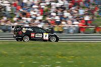 Round 2 of the 2005 British Touring Car Championship. #9. Tom Chilton (GBR). Arena Motorsport. Honda Civic Type-R.