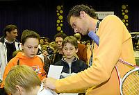 20-2-08, Netherlands, Rotterdam ABNAMROWTT 2008,  sjenk schalken