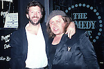 SAM KINISON & Eric Clapton at THe Comedy Store 1987