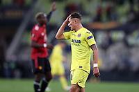 26th May 2021; STADION GDANSK GDANSK, POLAND; UEFA EUROPA LEAGUE FINAL, Villarreal CF versus Manchester United:  YEREMI PINO Villarreal