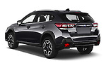 Car pictures of rear three quarter view of 2020 Subaru XV-boxer Premium 5 Door SUV Angular Rear