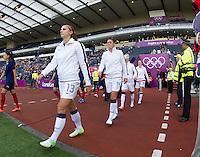 2012 Olympics USA Women vs Colombia