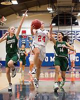 PS Basketball Girls Varsity vs Oakcrest 2010-11