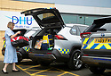 06/09/19<br /> <br /> Debbie Kemp (Nurse).<br /> <br /> DHU Health Care take delivery of six Toyota RAV 4 at their Derby offices.<br /> <br /> All Rights Reserved, F Stop Press Ltd +44 (0)7765 242650 www.fstoppress.com rod@fstoppress.com