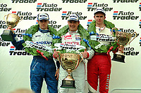 Round 3 of the 1998 British Touring Car Championship. #98 John Cleland (GBR). Vauxhall Sport. Vauxhall Vectra 16v.