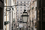 Altstadt (Baixa) von Lissabon, Portugal