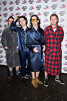 arriving for the NME Awards 2018 at the Brixton Academy, London<br /> <br /> <br /> ©Ash Knotek  D3376  14/02/2018