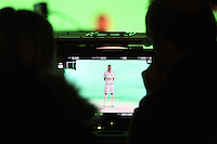 Pictured: Angel Rangel 01 April 2015<br />