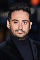 """director, J.A Bayona<br /> at the London Film Festival premiere for """"A Monster Calls"""" at the Odeon Leicester Square, London.<br /> <br /> <br /> ©Ash Knotek  D3162  06/10/2016"""