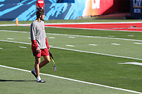 7th February 2021, Tampa Bay, Florida, USA;  Tampa Bay Buccaneers Wide Receiver Scotty Miller (10) walks the field for pregame during Super Bowl LV between the Kansas City Chiefs and the Tampa Bay Buccaneers on February 07, 2021, at Raymond James Stadium