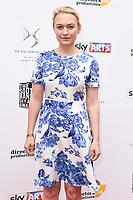 Sophia Myles<br /> at the South Bank Sky Arts Awards 2017, Savoy Hotel, London. <br /> <br /> <br /> ©Ash Knotek  D3288  09/07/2017